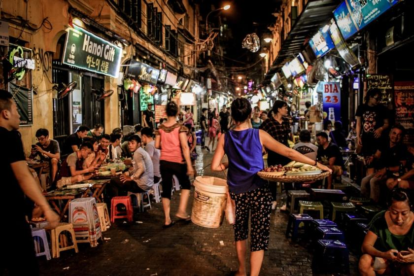hanoi vietnam solo travel destination