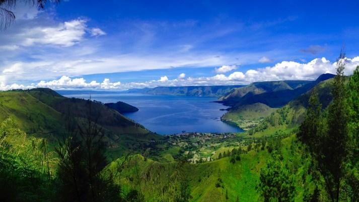 Lake Toba Indonesia