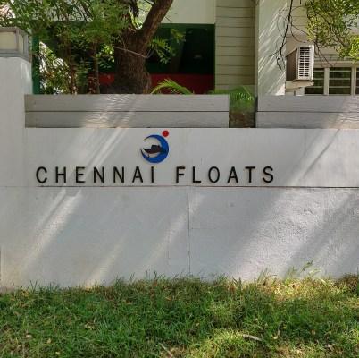 Chennai Floats Experience