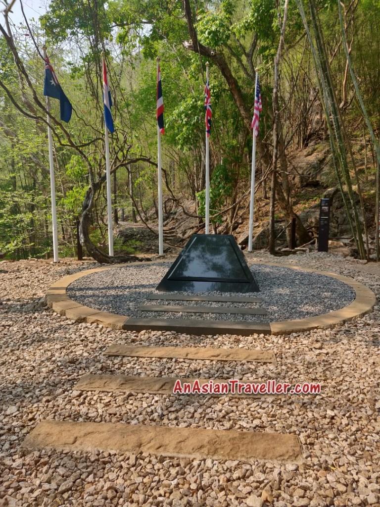 Hellfire Pass Memorial Kanchanaburi Thailand