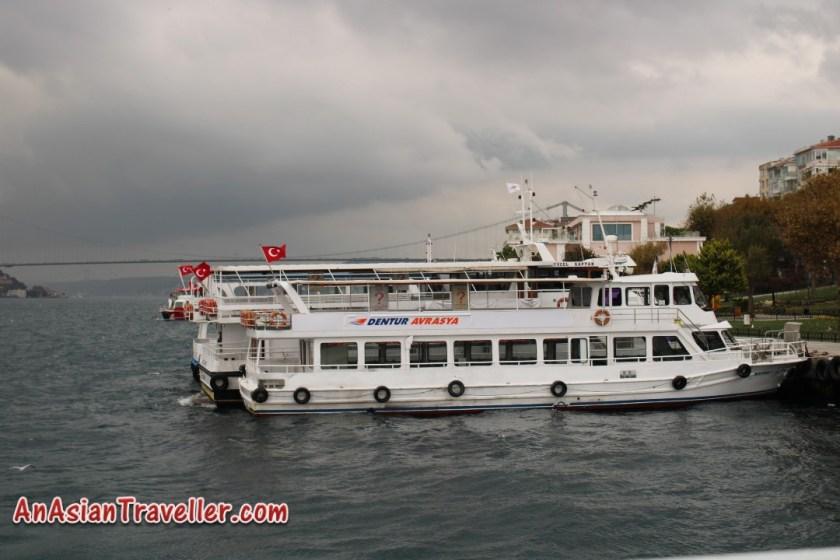 Bosphorous Cruise, Istanbul