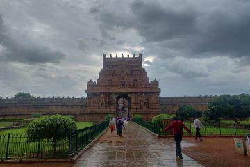 Tanjore Big temple