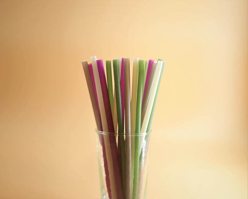 avoid plastic straws