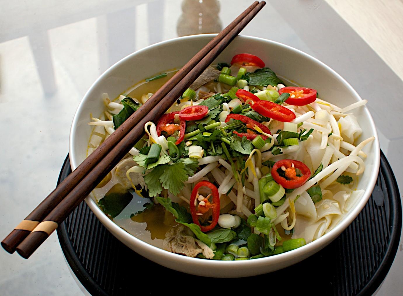 Il Gioved de La Parola di Trang la cucina vietnamita  ANAS Italia