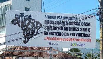 Pernambuco contra a extinção do MPS