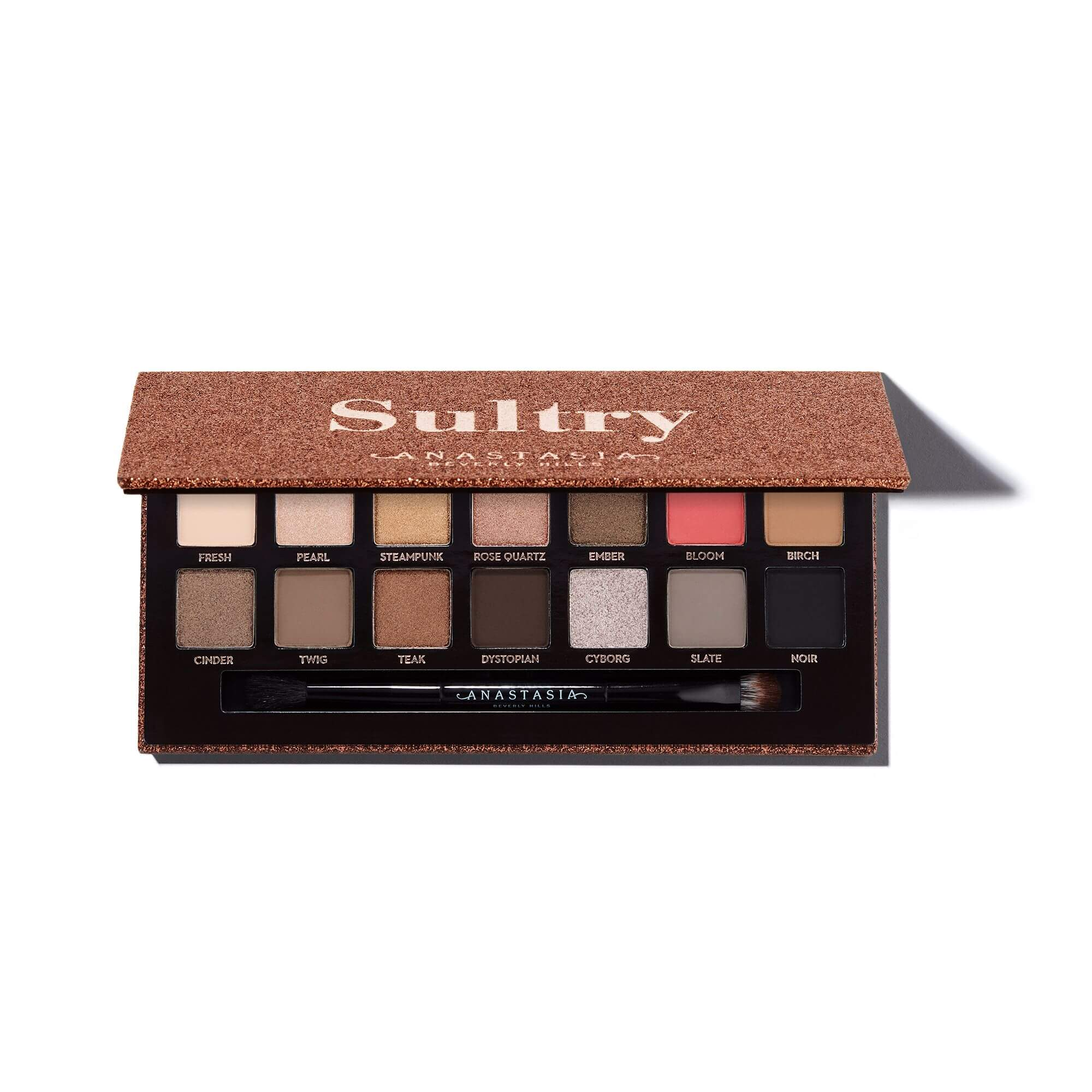 sultry eyeshadow palette smoky