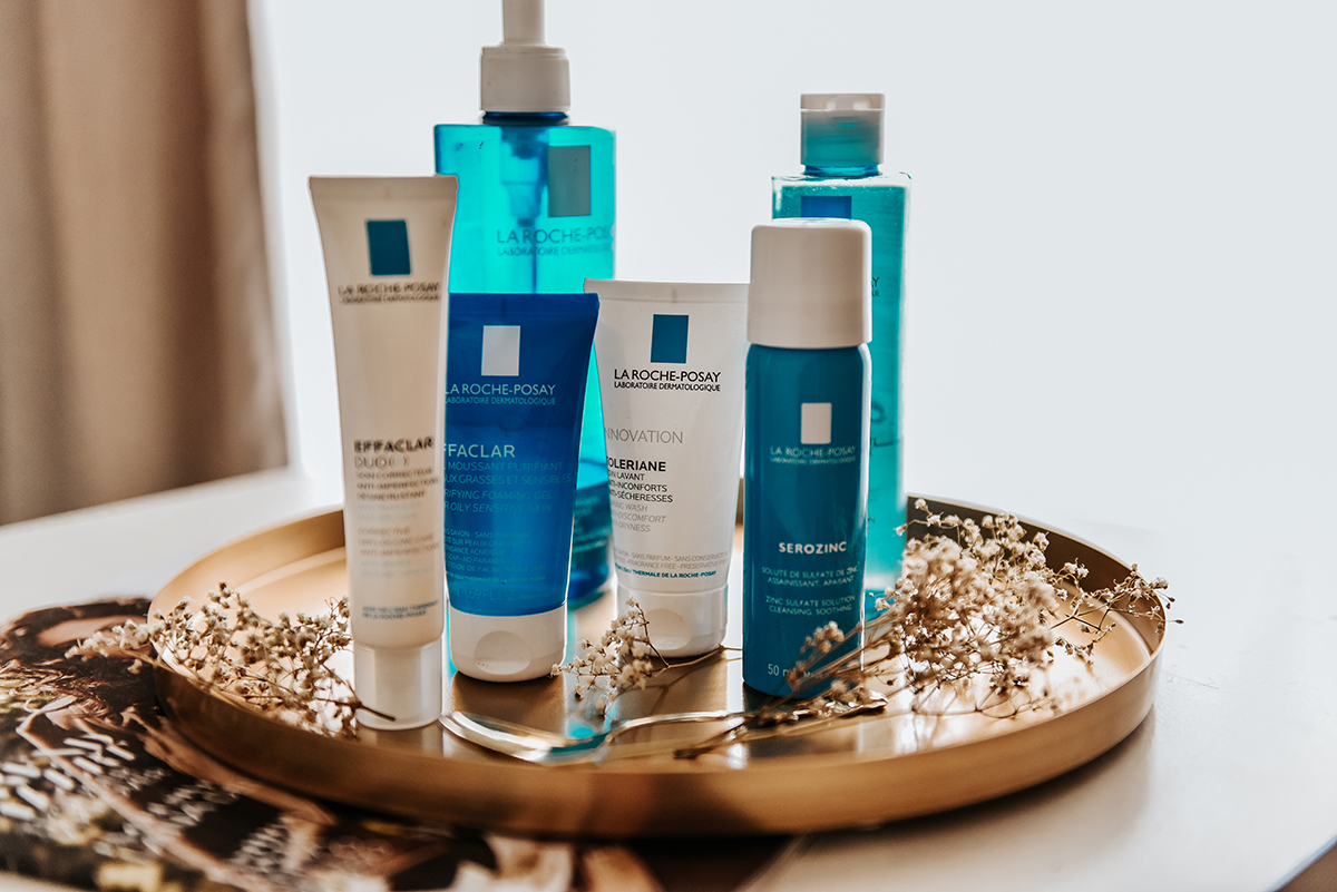La Roche posay products