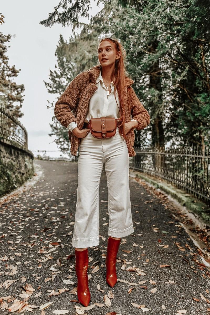Teddy Bear Jacket (The Ultimate Jacket For Autumn)