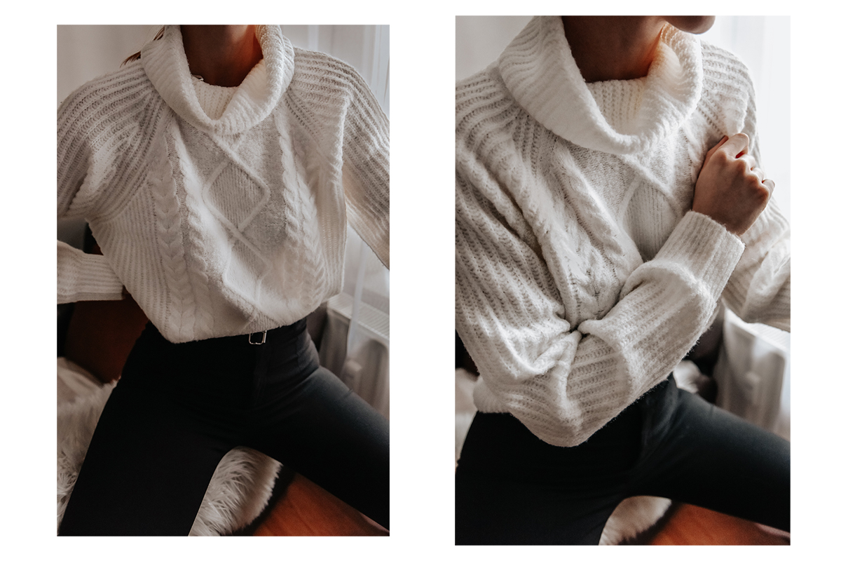 White knits Tally Weijl