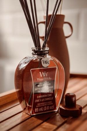 Woodwick - Cinnamon Chai
