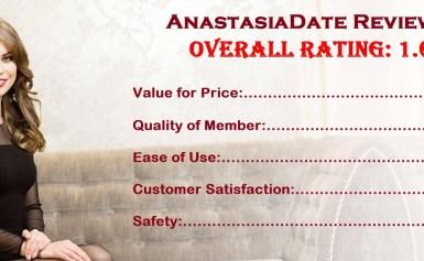 AnastasiaDate.com Reviews