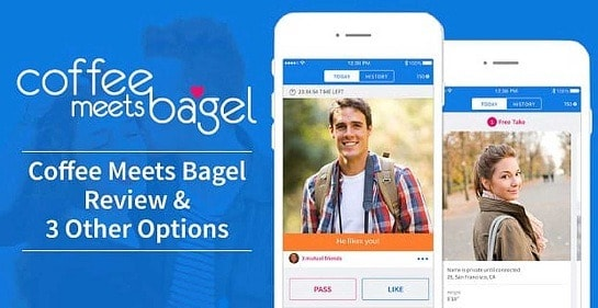Coffee Meets Bagel, Top 10 Online Dating Apps in India