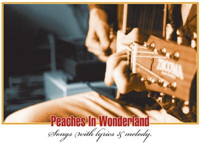 Peaches in Wonderland