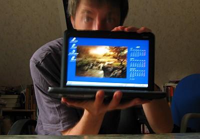 Netbook E1210 von Medion
