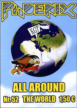 Cover der Phoenix Nr. 52 (Februar 2009)