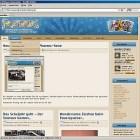 Tapetenschwemme im Niarts-Web