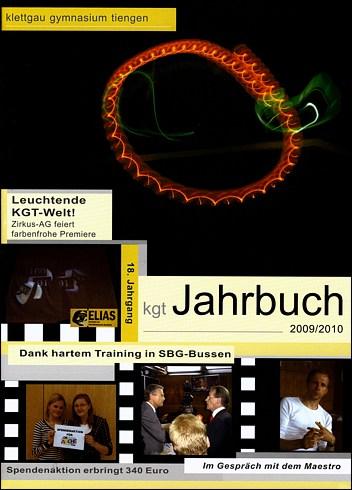 Das KGT-Jahrbuch 2009/2010