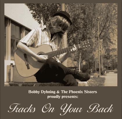 Tracks On Your Back - Cover der CD