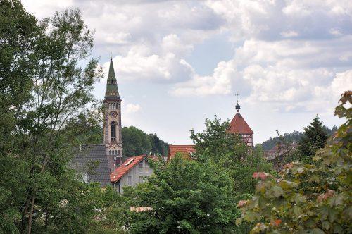 Vor den Toren der historischen Waldstadt Bräunlingen, Nachkriegsstammsitz der Familie Dühning, fand an Pfingsten 2012 ein Mittelaltermarkt statt.