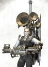 Der Klang der Steampunk-Orgel