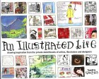 "Cover zum Bildband  ""An Illustrated Life"" von Danny Gregory"