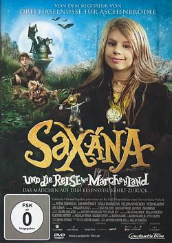 """""""Saxana und die Reise ins Märchenland"""" (2011) ist der jüngste Ableger aus dem tcheschischen Märchenfilmuniversum - und vielleicht auch sein Ausklang."""