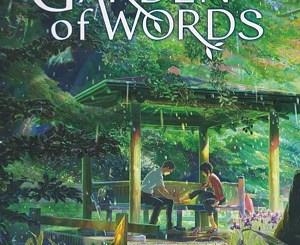 """Der eigentliche Film """"The Garden of Words"""" steht dem Cover in punkto Grafik in nichts nach."""
