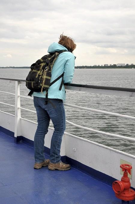 Auf zu neuen Ufern... (Foto: Martin Dühning)