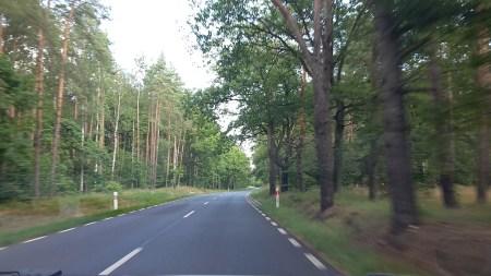 Auf dem Weg nach Trzebiezy (Foto: Martin Dühning)