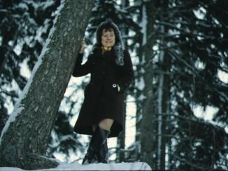 Ursula als frisch angetraute Ehefrau 1969 (Foto: Peter Dühning)