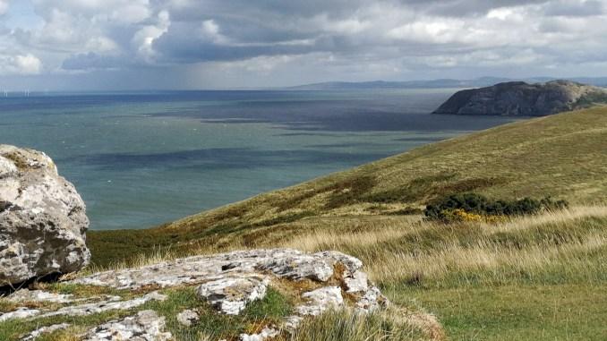 Ausblick vom Great Orme in Nordwales (Foto: Martin Dühning)