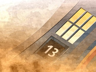 """Die 13. TARDIS"" (Grafik: Martin Dühning)"