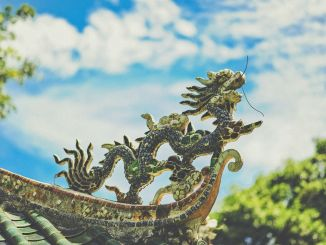 Dragon on the Roof (Foto: Min An via Pexels)