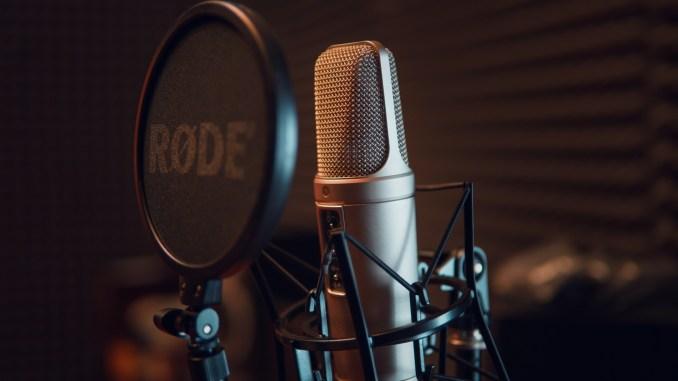 Dynamisches Mikrophon (Foto: Dmitry Demidov via Pexels)
