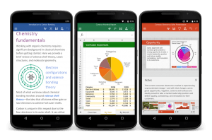 Microsoft Office is now Available on Android