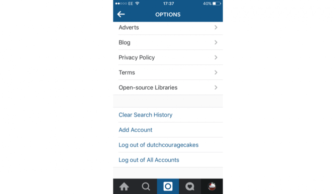 How to use Multiple Accounts on Instagram App