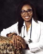 How Ariella Fitness (Dr Chinasa Trinitta) used her pain for gain