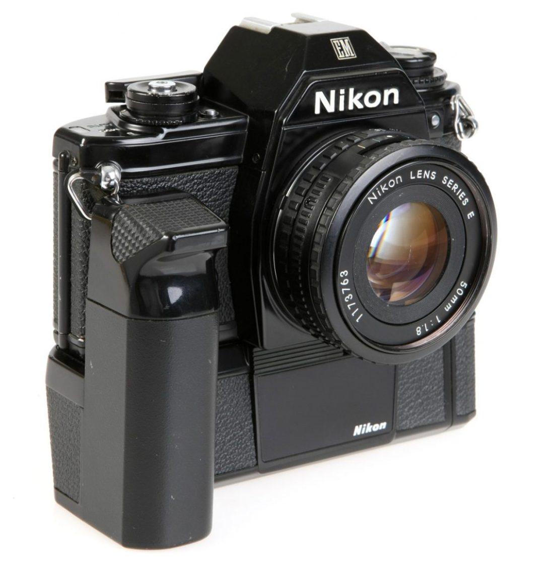 Nikon EM Camera