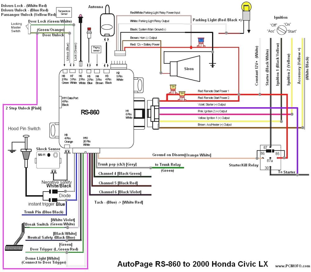 medium resolution of 2000 honda civic car alarm wiring diagramfor car alarm wiring diagram 5