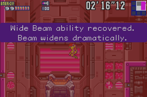 Metroid Fusion Screen Shot 5:3:15, 5.03 PM 2