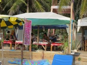 Lady who massaged me on Surin Beach, Phuket