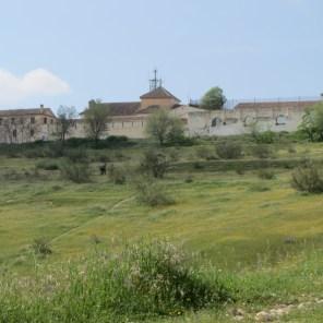 Castle on top of Granada hill