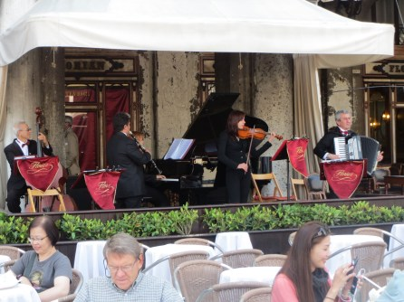 Florian Cafe orchestra