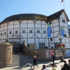 Replica of Shakespeare's Globe Theatre