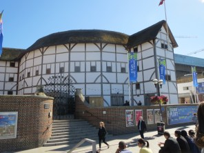 Replica of Shakespeare's Globe Theatre