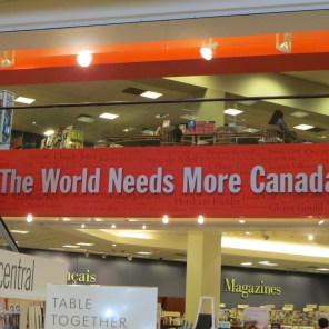 Inside Chapters book store