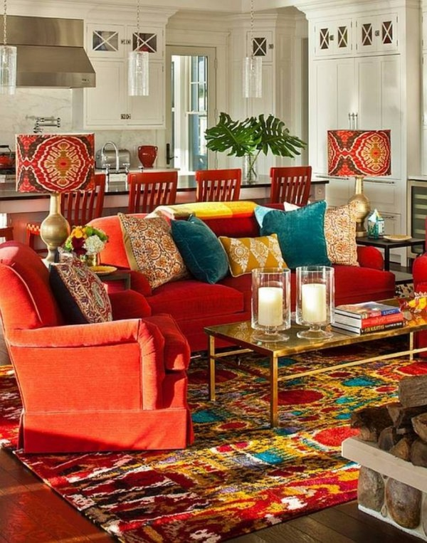Simple Bohemian Home Decor Decorating Tips - Imageelf
