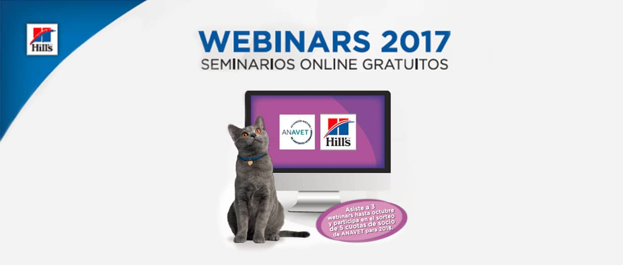 Webinars ANAVET-HILLS 2017
