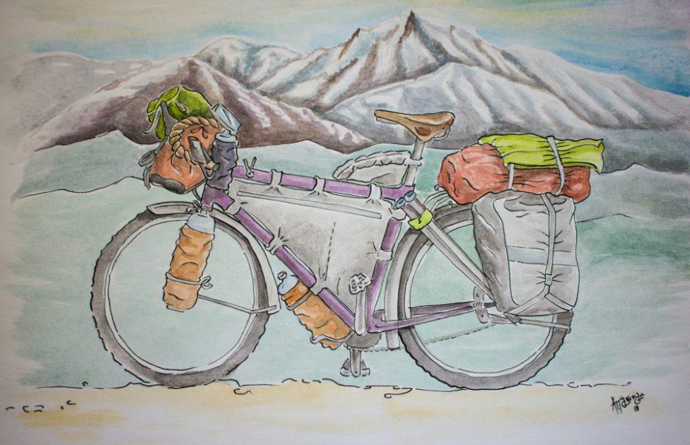 bicicleta-aquarela-ciclotur