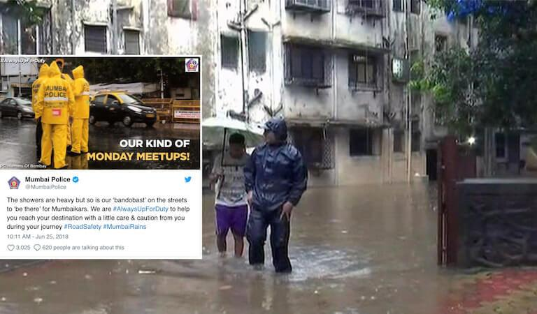 'Mumbai rains and waterlogging are soul mates': Twitterati mock BMC as city gets season's heaviest rainfall
